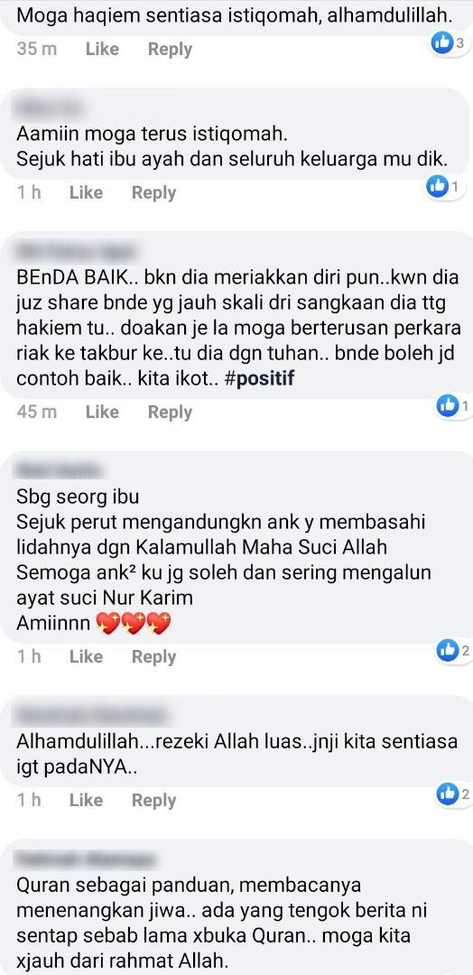 Dulu Viral Cover Aurat Peminat, Kini Haqiem Rusli 'Kantoi' Bangun Malam Sebab..