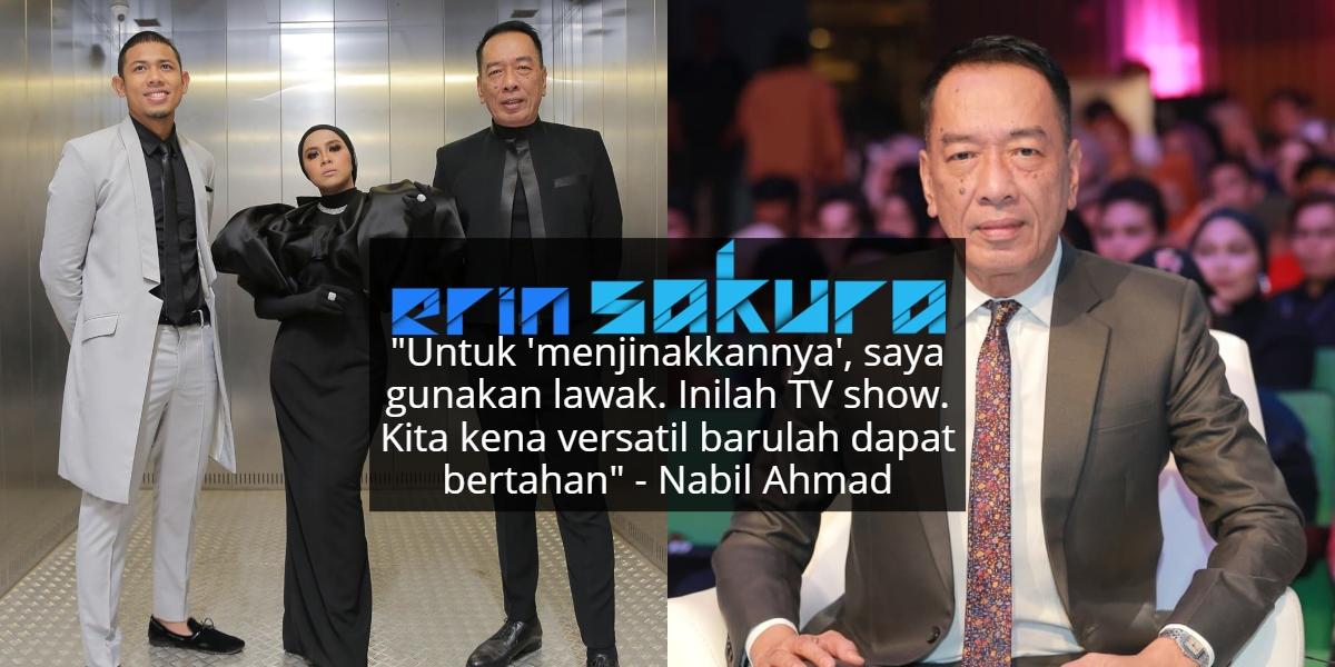 """Nabil Buat Lawak Kasar & Sentuh Isu Peribadi – """"Tak Ramai Boleh Tackle Tok Ram"""""""