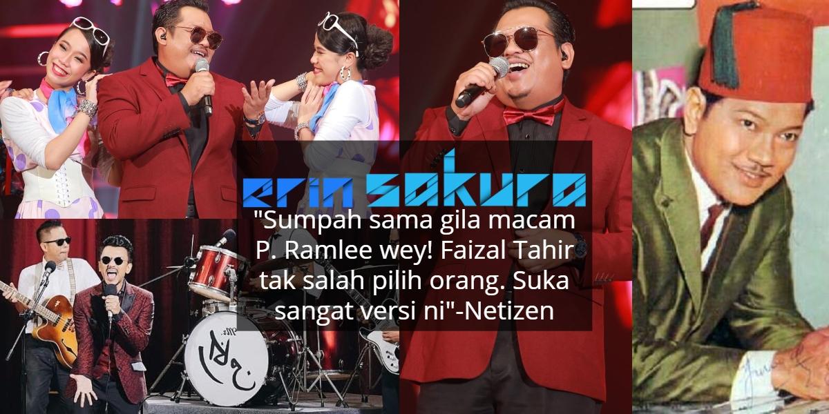 [VIDEO] Gantikan Faizal Tahir, Nyanyian 'Ragaman' Oleh Kembar P. Ramlee Dipuji