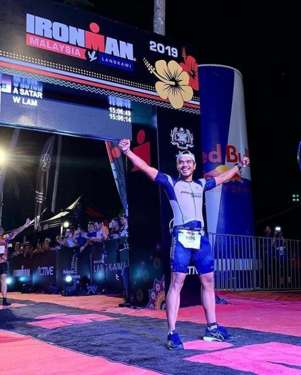 Dipertikai 'Solat Macam Mana' Ketika Acara Ironman, Alif Belanja Video 'Win'