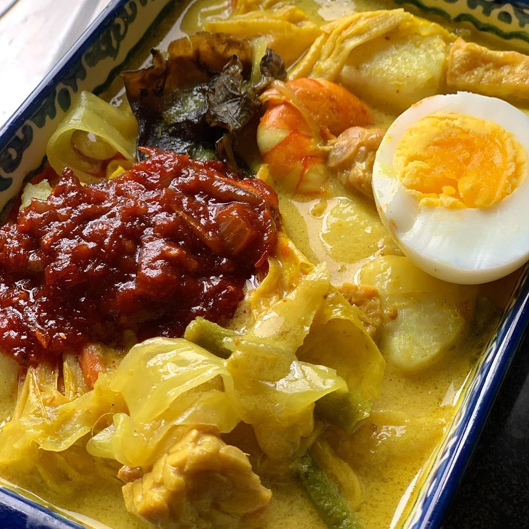 Lewat Malam Ada Follower Mengidam Lontong , Tindakan Chef IG Ini Dipuji Ramai
