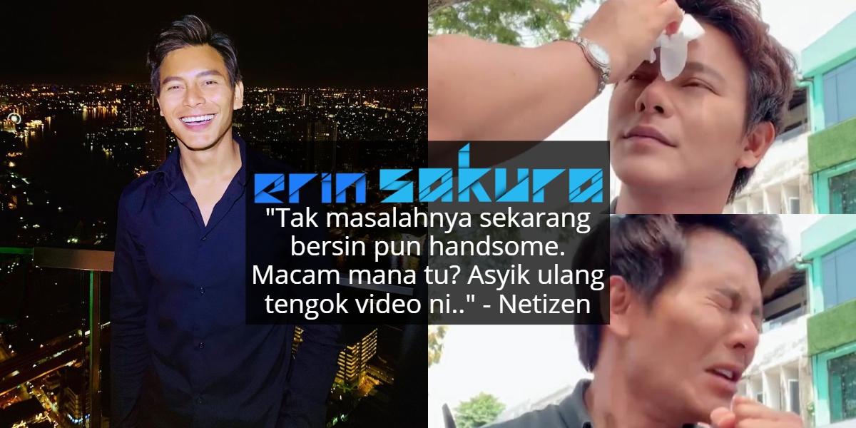 [VIDEO] Ramai Kata Nazim Othman 'Poyo' & Control Kacak, Sekali Dia Bersin..