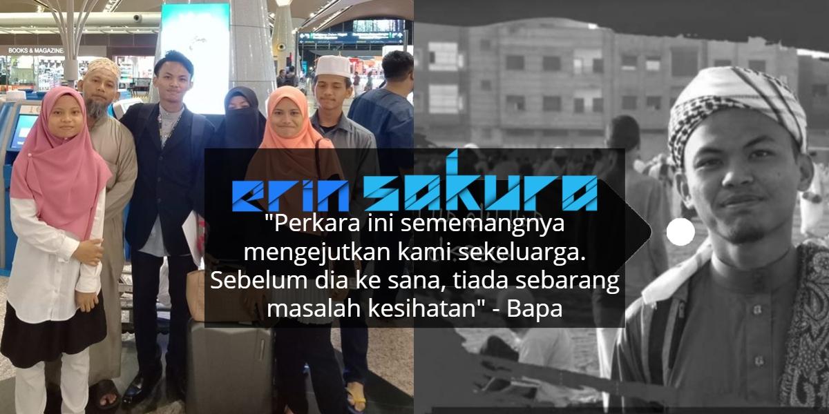 Pelajar Malaysia Hidap Leukemia Di Maghribi Pergi Lepas Sebulan Bertarung Nyawa