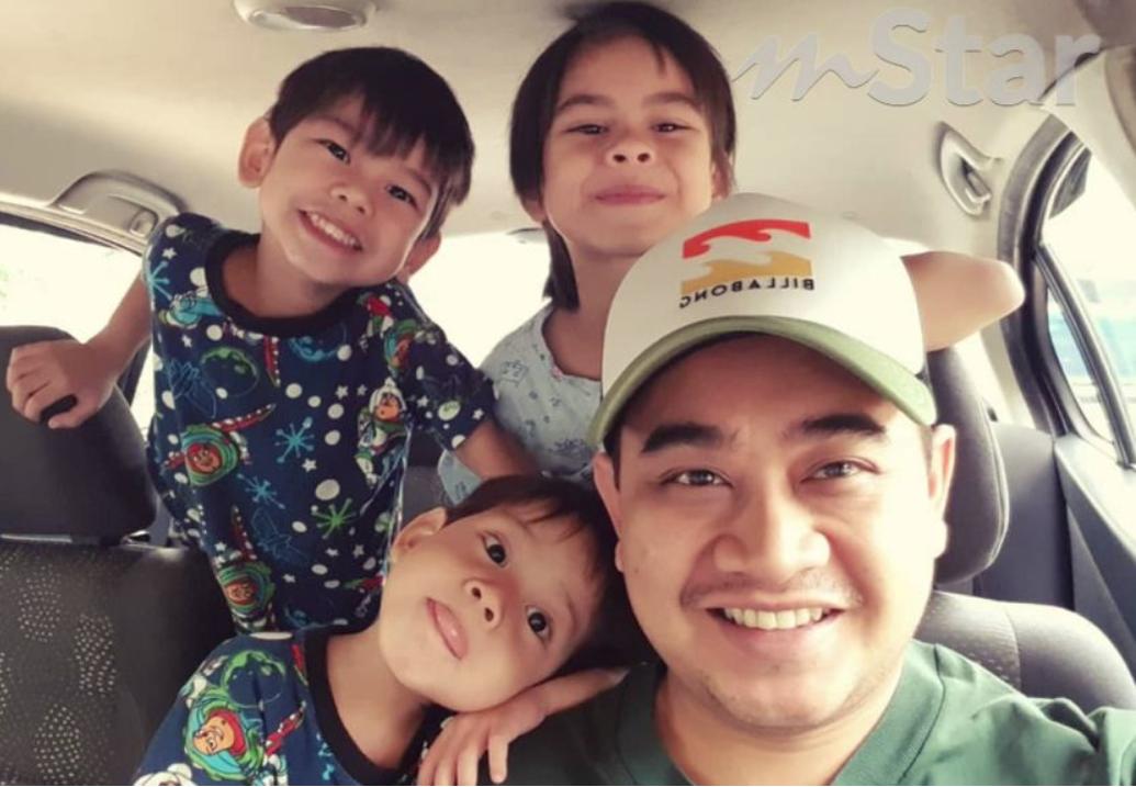 Jadi Bapa Tunggal, Muz Boboy Terkesan Isteri 'Pergi' 10 Minit Sebelum Berbuka
