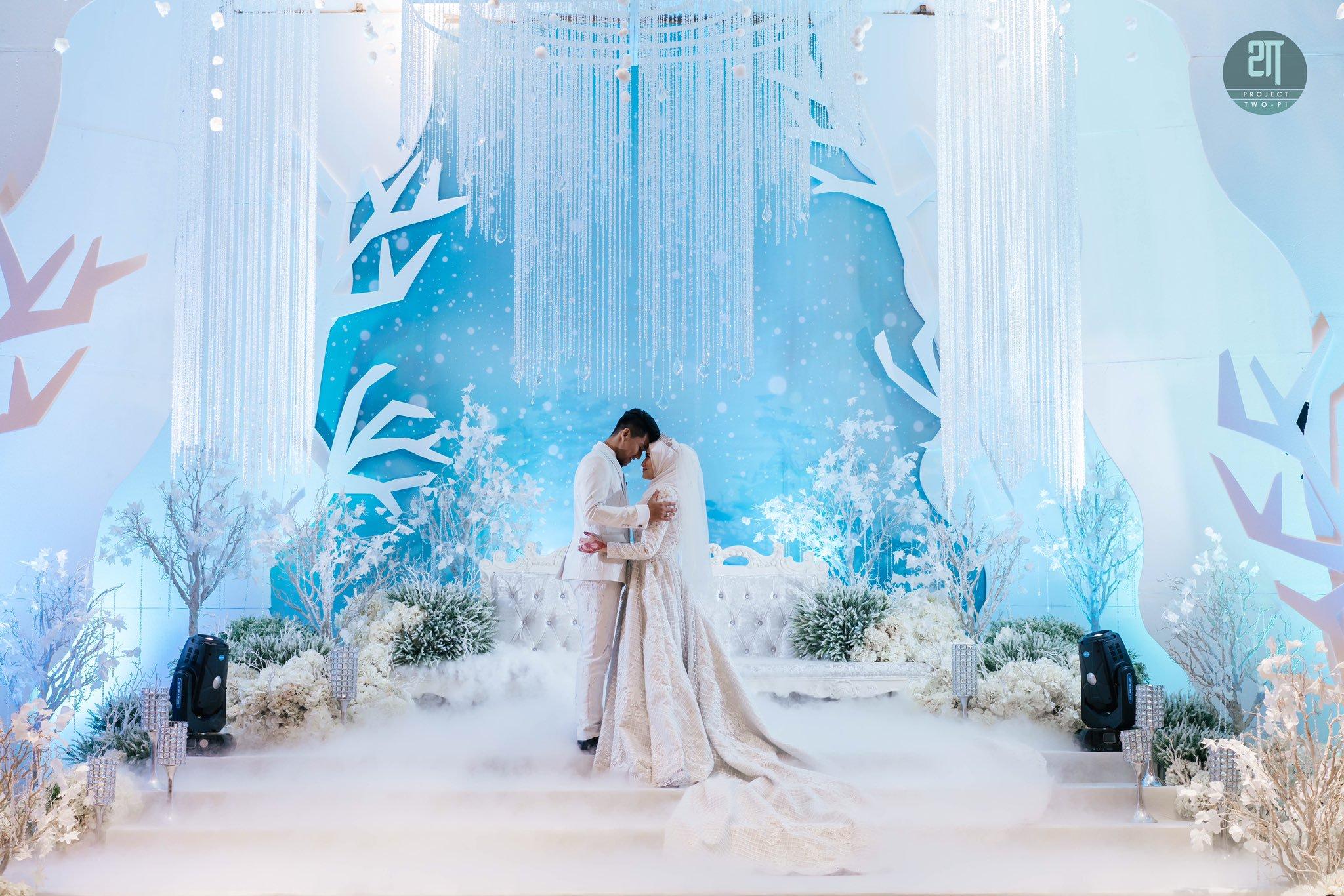 [VIDEO] Abang Tak Hadir Wedding, Eyra Hazali Terus Nangis Bila Ada Kejutan Lain