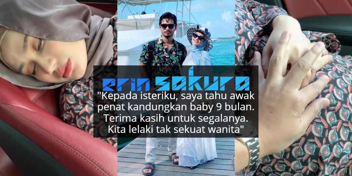 Rakam Video Isteri Nyenyak Tidur, Ucapan Sweet Aeril Zafrel Bersemut Habis
