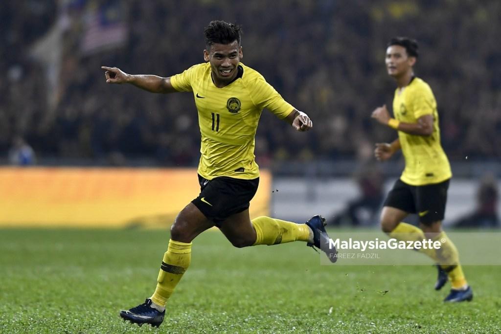 [VIDEO] Viral Gol Rembatan Safawi, Ramai Sebak Bila Ditambah Lagu Latar Sekali