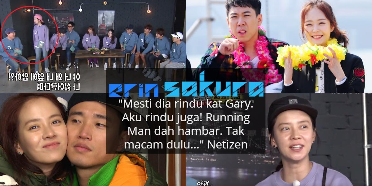 [VIDEO] Ahli Baru Running Man Asyik Bertekak, Jihyo Pula Terkenangkan Kang Gary