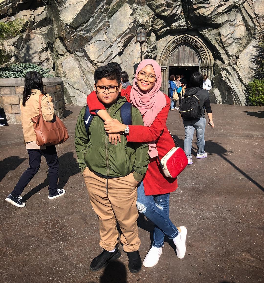 Gosip Bersama Khai Bahar, Nana Risau Mentua Susah Terima Status Janda Anak Satu
