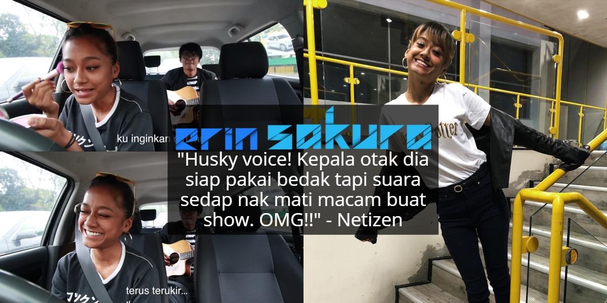 "[VIDEO] Nyanyi Tak Ada Auto-Tune & Siap Pakai Make Up-""Neeta Macam Telan Kaset"""