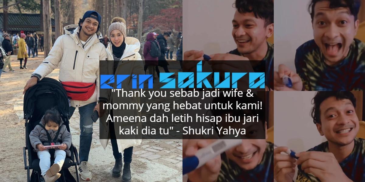 Isteri Buat Kejutan Hamil Lagi Sempena Anniversary Tapi Reaksi Shukri Yahya Win