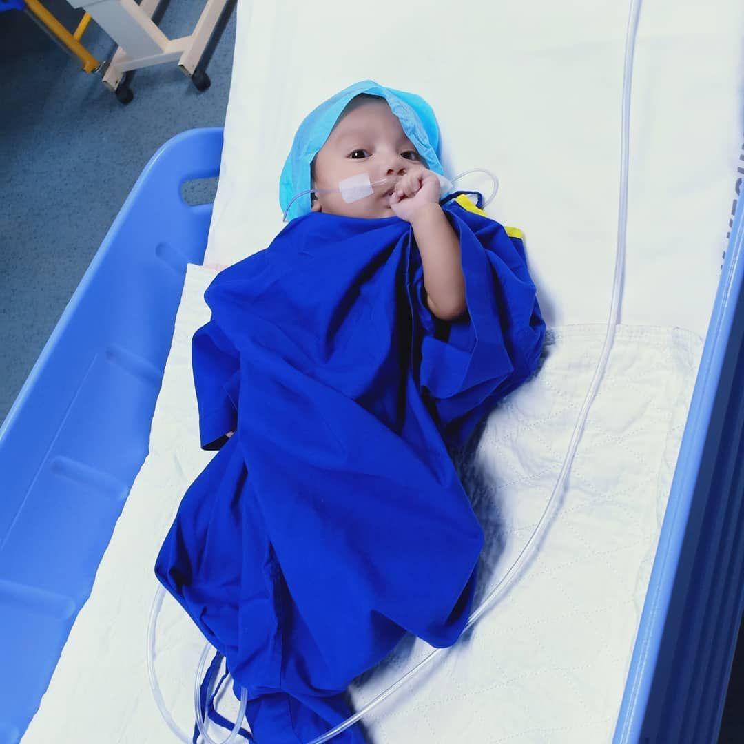 Anak Kritikal Selepas 12 Jam Operation, Pelawak Ali Puteh Harapkan Keajaiban