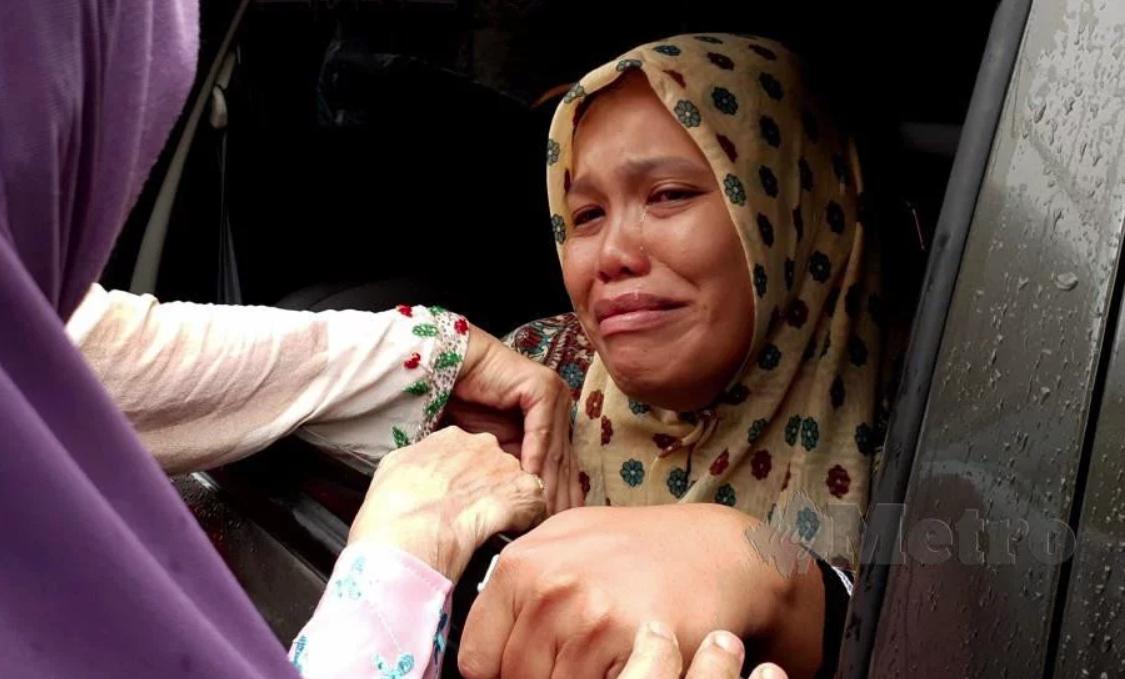 Dirempuh Bas Ketika Gigih Cari Rezeki, Air Mata Ibu Tangisi Pemergian Anak