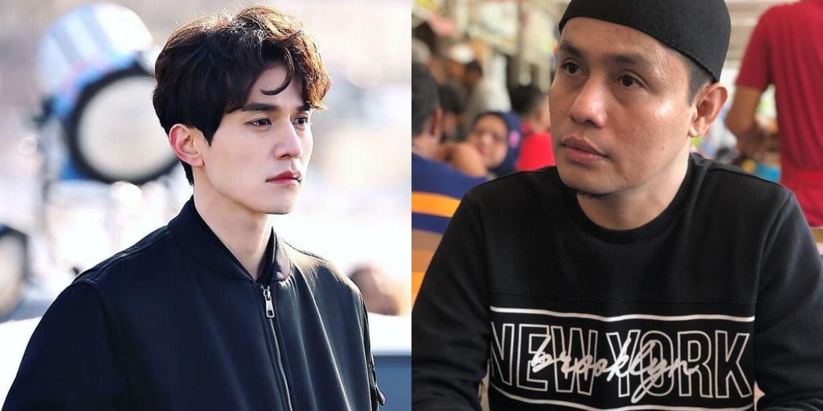 Sempena Birthday Ke-38, PU Azman Bagi Ucapan 'Win' Pada Kembarnya Lee Dong Wook