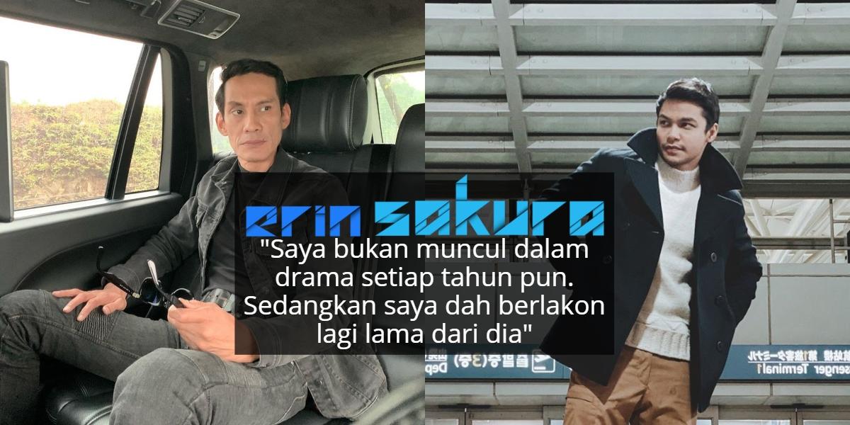 Muka Jarang Keluar TV, Faizal Hussein Sedih Bayaran Sama Dengan Syafiq Kyle