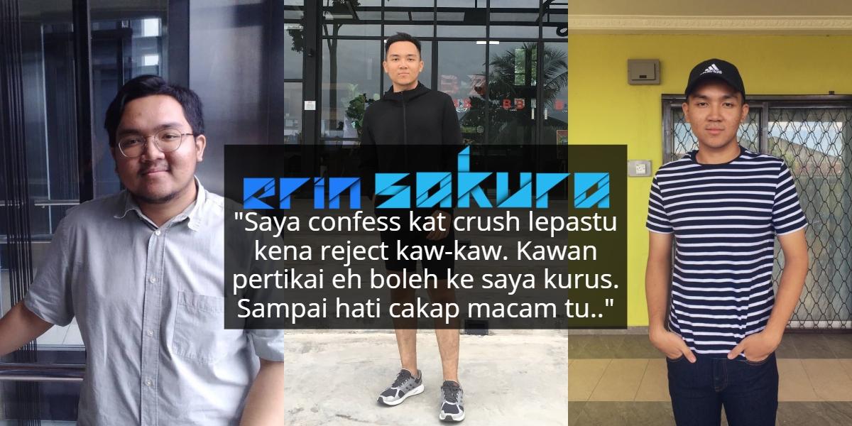 Kecewa Crush Reject, Pemuda Nekad Slim Tapi Kawan Pula Tuduh Ambil 'Barang'