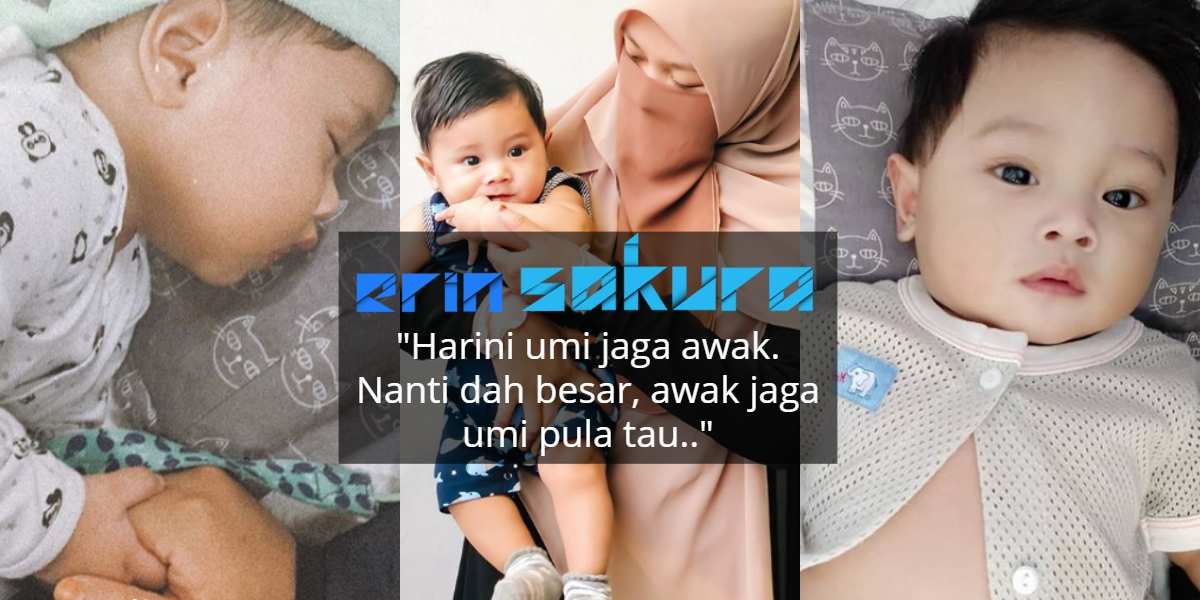 """Rindu Senyuman Dia.."" – Bekas Isteri PU Abu Dedah Anak Masuk Pusat Rawatan"