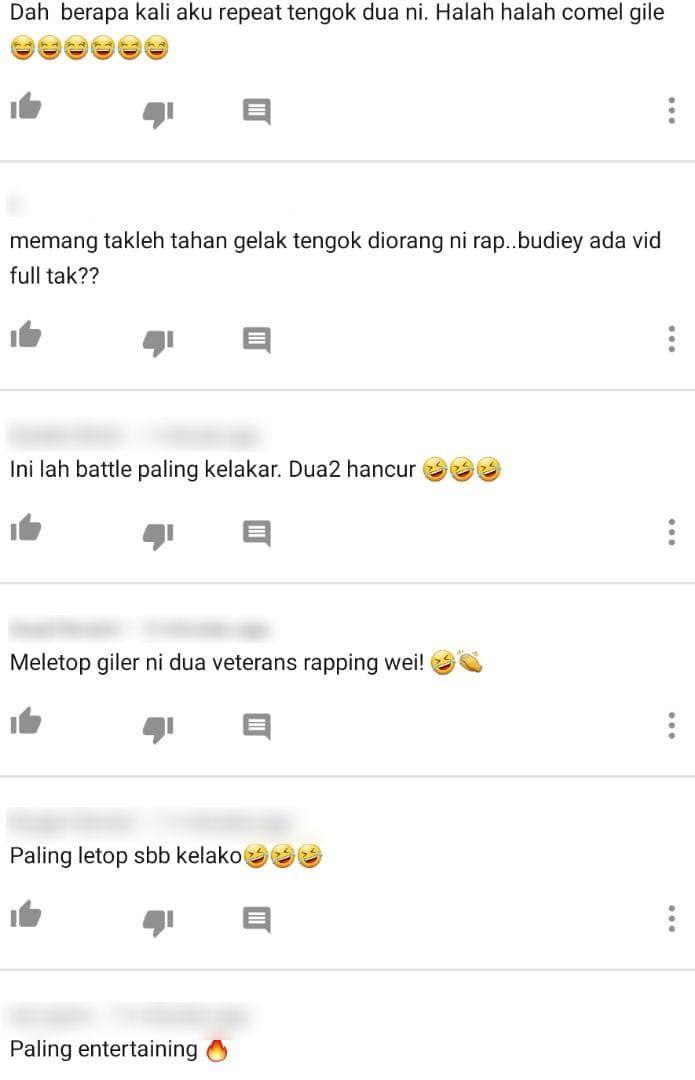 [VIDEO] Paling 'Masuk Air', Battle Rap Sham Visa & Jatt Ali Buat 1 Dewan Gelak