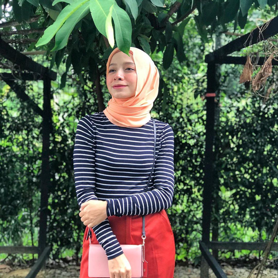 Badan Disindir Macam 'Bangau' Sebab Terlalu Slim, Nadya Syahera Akui Tertekan