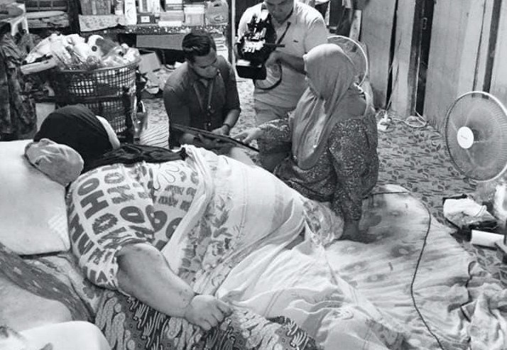 Berat Naik 300kg Didakwa Buatan Orang, Wanita Bleeding Teruk Sebelum 'Pergi'