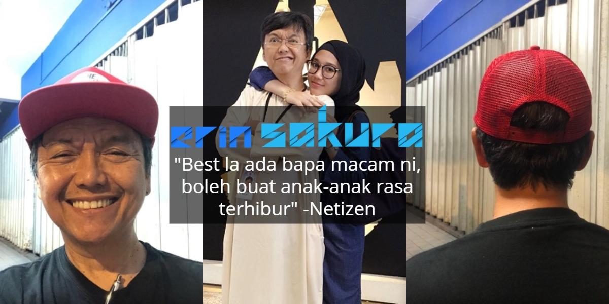 Anak Aziz M Osman Minta Gambar IC Untuk Interview, Tapi Lawak Pula Jadinya