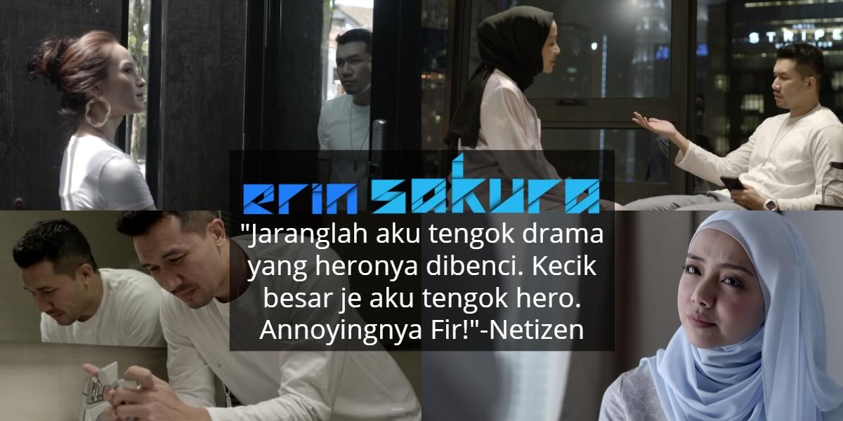 [VIDEO] Penangan 'Adellea Sofea', Pertama Kali Penonton Benci Hero Drama Melayu