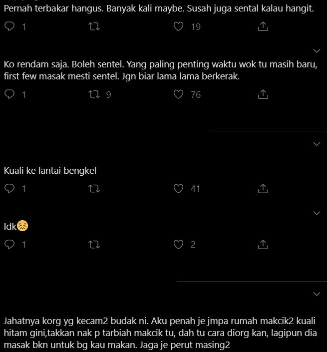 Gadis Bahagia Upload Gambar Hasil Memasak, Netizen Pula Sibuk Cakap Pasal Kuali