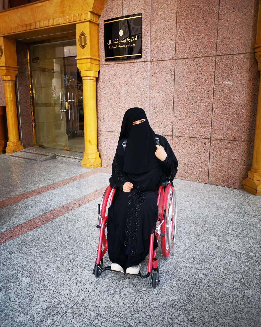 Terjatuh Di Tanah Suci, Gadis Lumpuh 9 Tahun Berjaya Berdiri Kembali