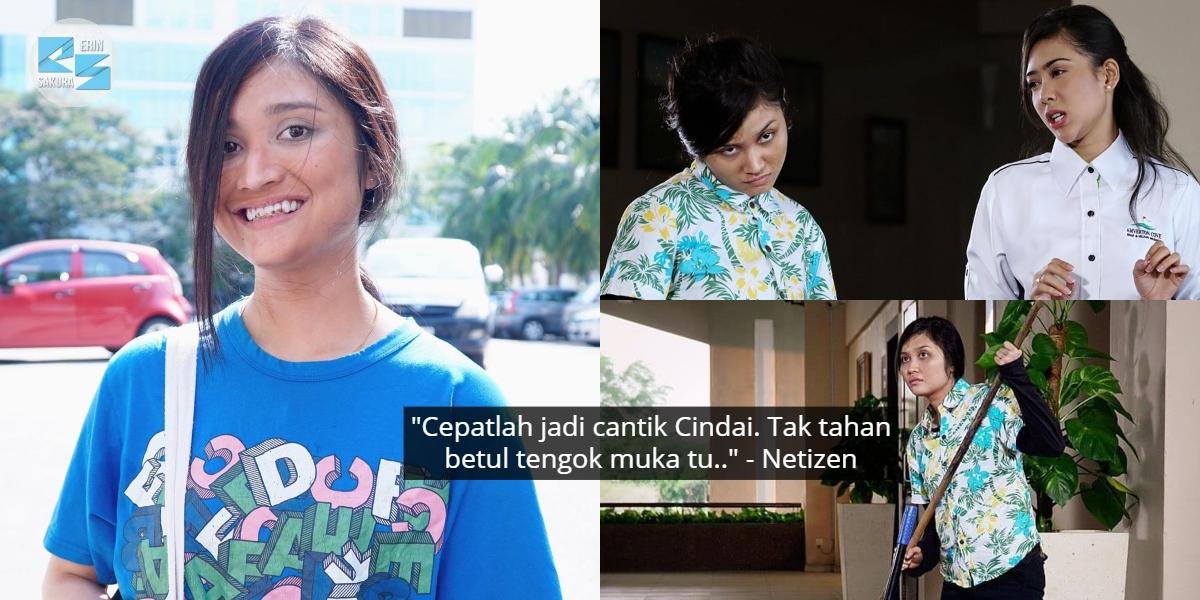 "[VIDEO] ""Macam Gangster"" – Jelingan Tajam Ayda Jebat Dalam 'Cindai' Win Habis"