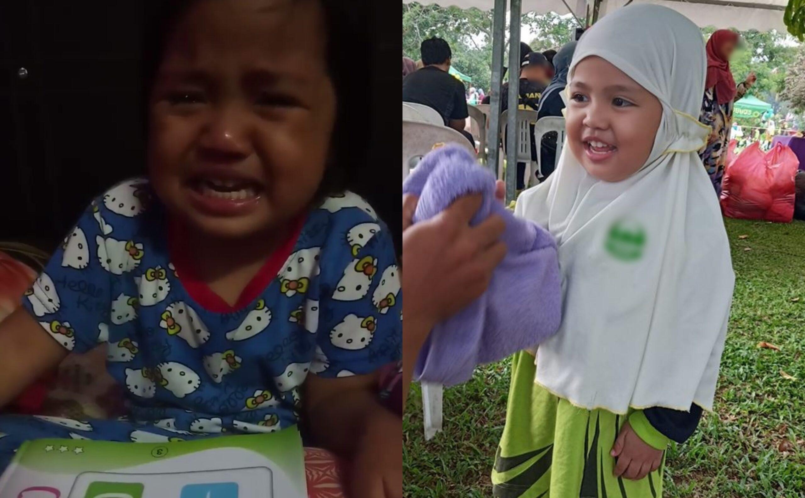 [VIDEO] Semua Huruf 'Betul', Ragam Lucu Si Cilik Mengaji Uji Kesabaran Ibunya