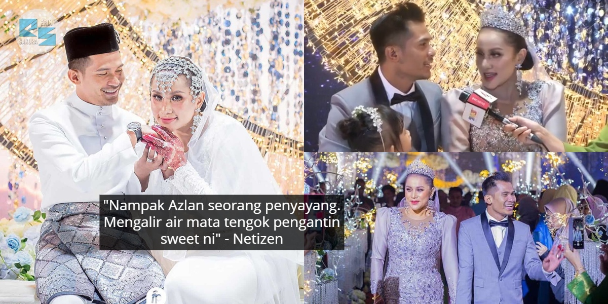 Jodoh Tak Pernah Salah Alamat, Suami 'Bocorkan' Bibit Cinta Dengan Elly Mazlein