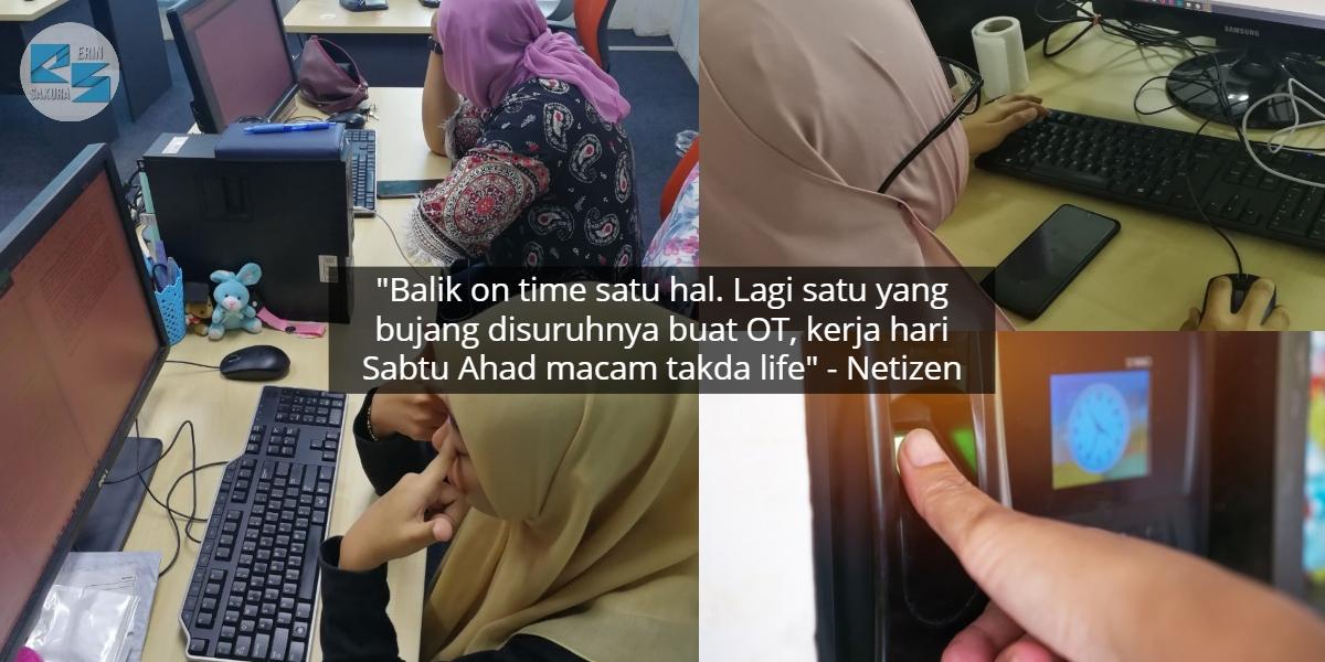 Budaya Kerja Di Malaysia Membimbangkan, Pekerja Balik On Time Dikira 'Berdosa'