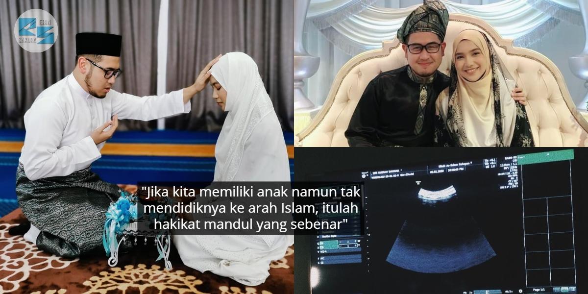 """""""Berdebar Rasanya.."""" – 6 Bulan Nikah, Hadi & Dayana Bakal Timang Anak Sulung"""