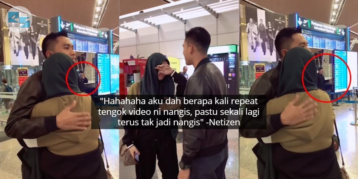 Video Sedih Dayah Bakar Tular, Aksi Polis Korek Telinga Pula Jadi Perhatian