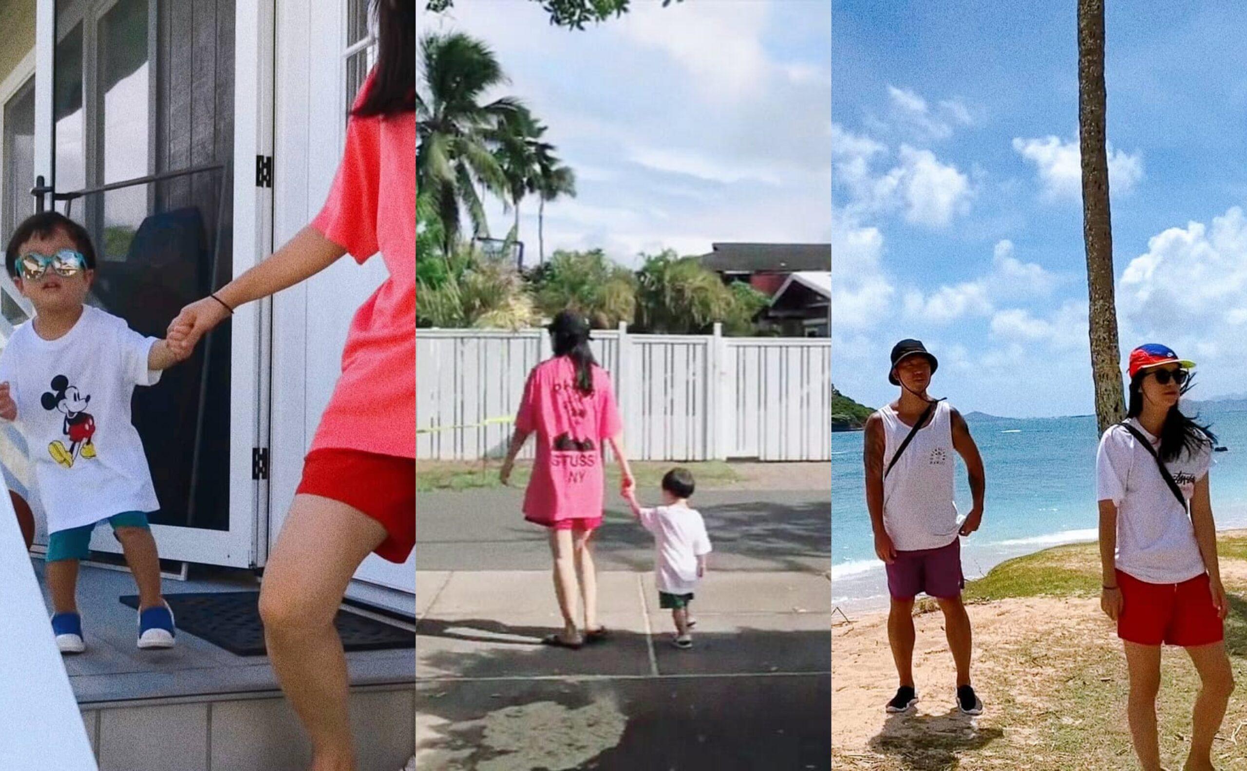 [FOTO] Sekian Lama Berahsia, Kang Gary Julung Kali Dedah Wajah Isteri Tercinta