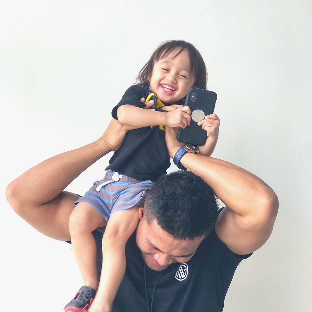 3 Tahun Minat Iqra, Saharul Ridzwan Terkejut Anak Sorok Mengaji Sebalik Langsir