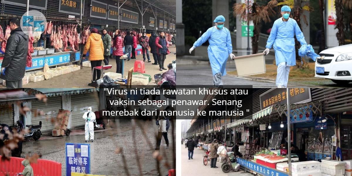Selepas Influenza, Rakyat Malaysia Wajib Alert Tentang Virus Corona Dari China
