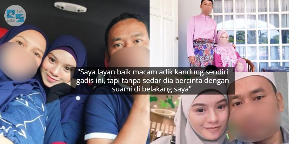 Wanita Kecewa BFF Bercinta Dengan Suami Sendiri, Rupanya Kantoi Nikah Di Siam