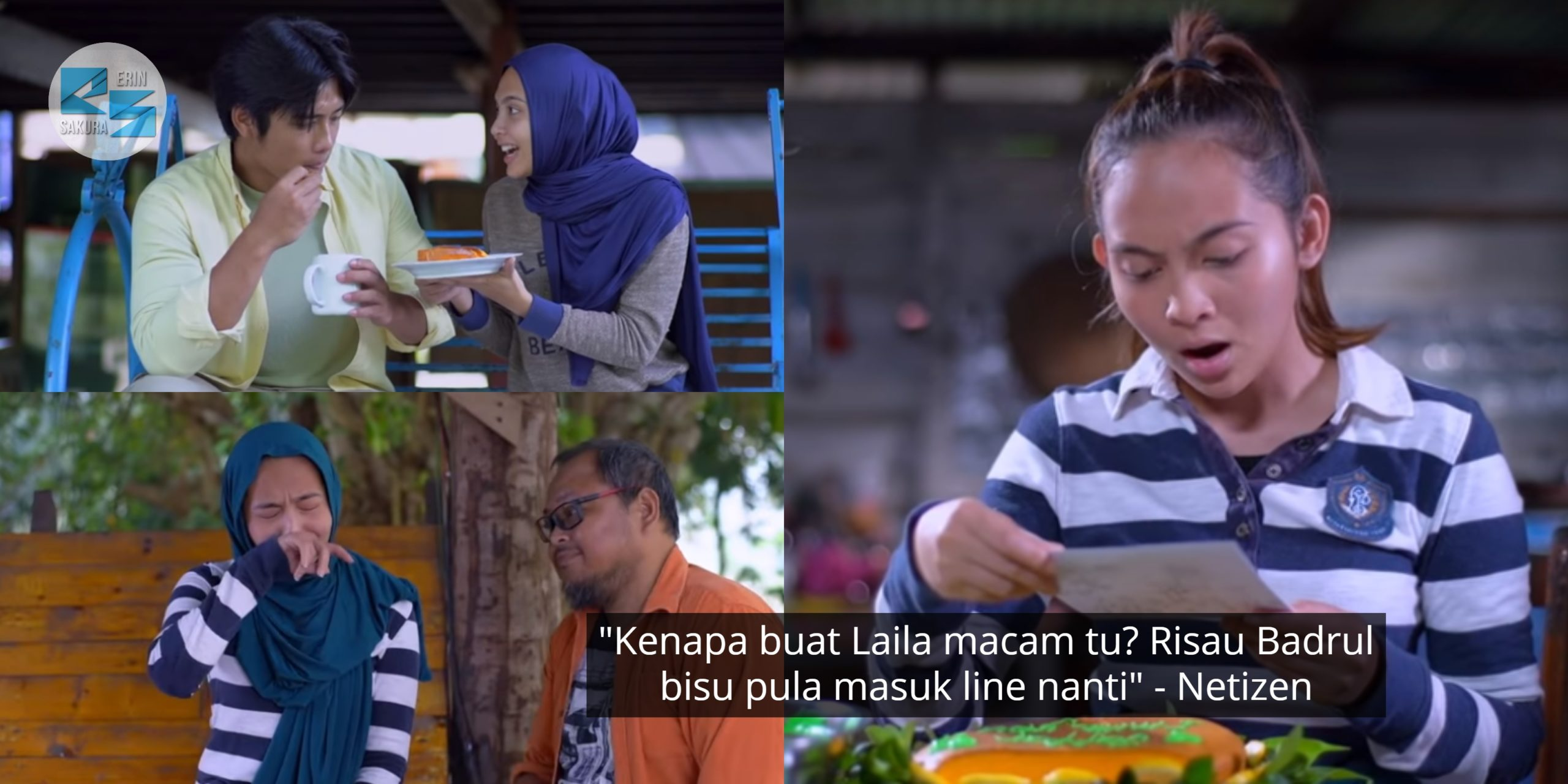 [VIDEO] Belum Sempat Confess, Laila Kecewa 'Jekfer' Bertunang Dengan Gadis Lain