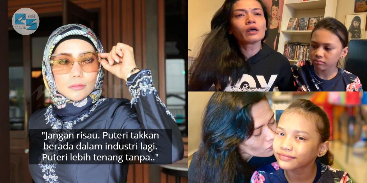 """""""Ada Yang Tak Kena""""-Dah Nak Shooting, Datuk A. Aida Terkejut Aqish Tarik Diri"""