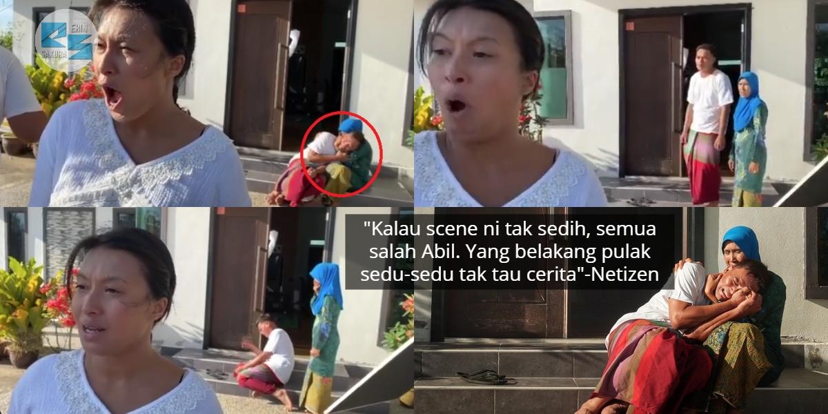 [VIDEO] Gigih Azhan Rani Melalak Di Belakang, Abil Pula 'Dirasuk' Masa Shooting