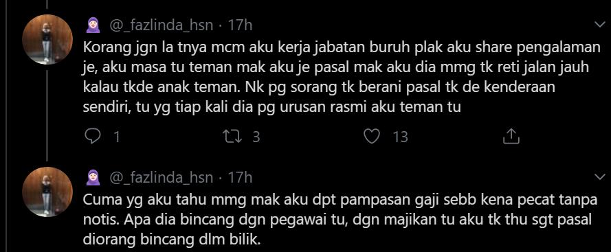 Padah Pecat Orang Kampung Sesuka Hati, Bila Report Pejabat Buruh Majikan Kena..
