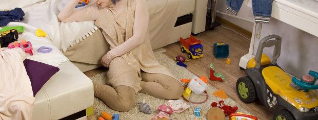 Penat Kemas Rumah Tapi Cepat Sepah Balik, Suami Jangan Ingat Isteri Tak Trauma