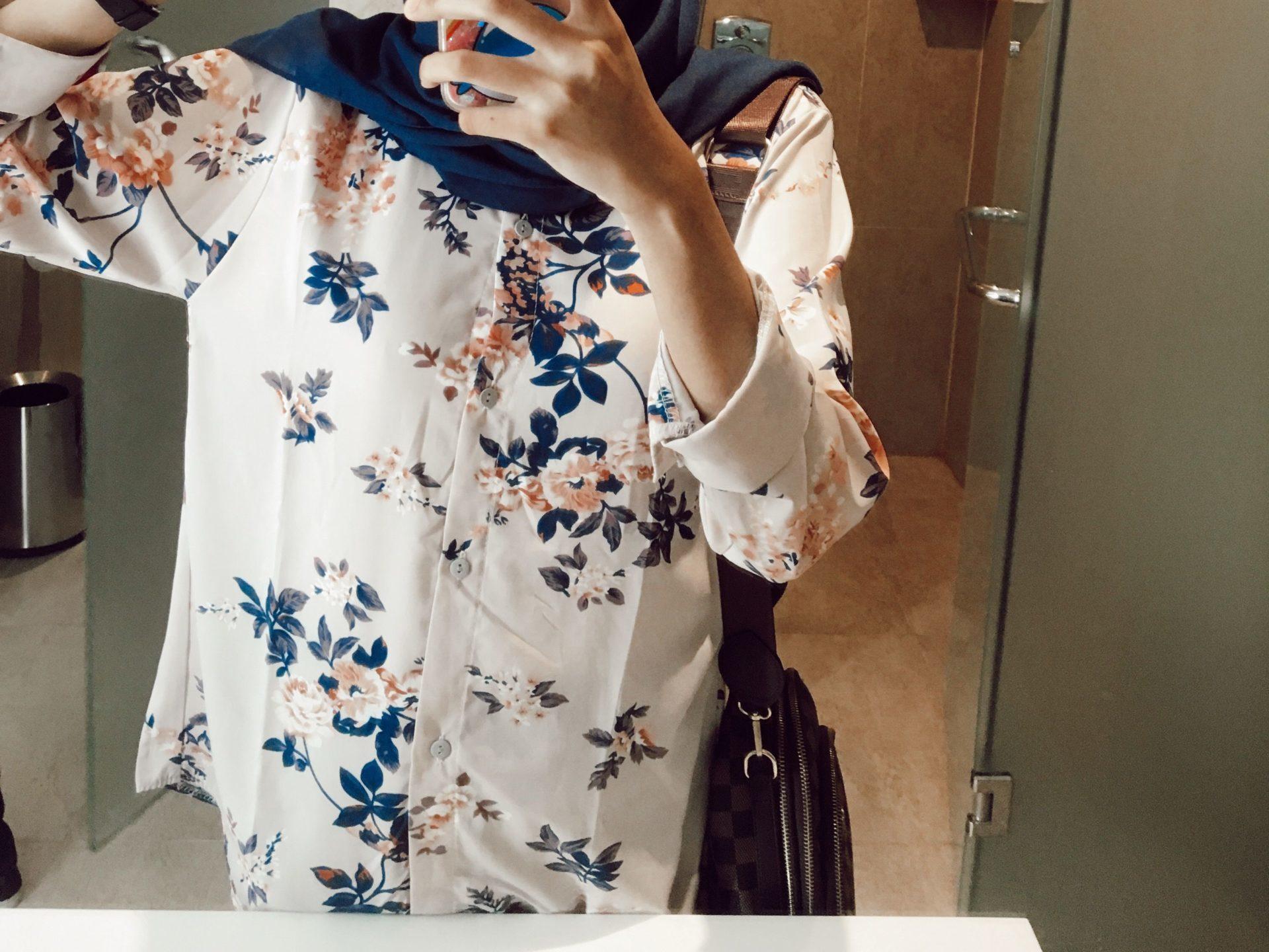 Dulu Rajin Post Gambar Ke Media Sosial, Gadis Serik Lepas Kena Pandangan 'Ain