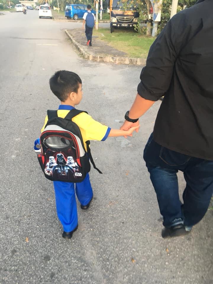 Disisih Guru & Kawan, Kisah Anak-Anak Istimewa Masuk Sekolah Ini Cetus Sebak