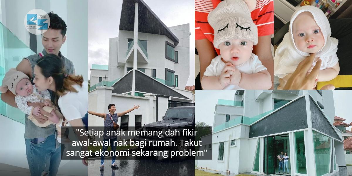 [VIDEO] Risau Masa Depan, Suami Isteri Belikan Rumah RM4 Juta Khas Untuk Anak