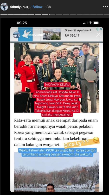 Keturunan Melayu-Jawa Tapi Muka Ala Korea, Ramai Kena Reject Lepas Gigih Ngurat
