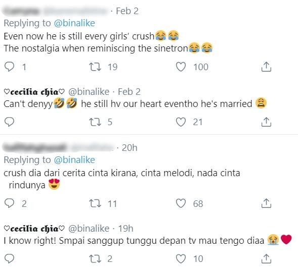 Walaupun Dah Suami Orang, Ramai Mengaku Pernah 'Crush' Pada Randy Pangalila