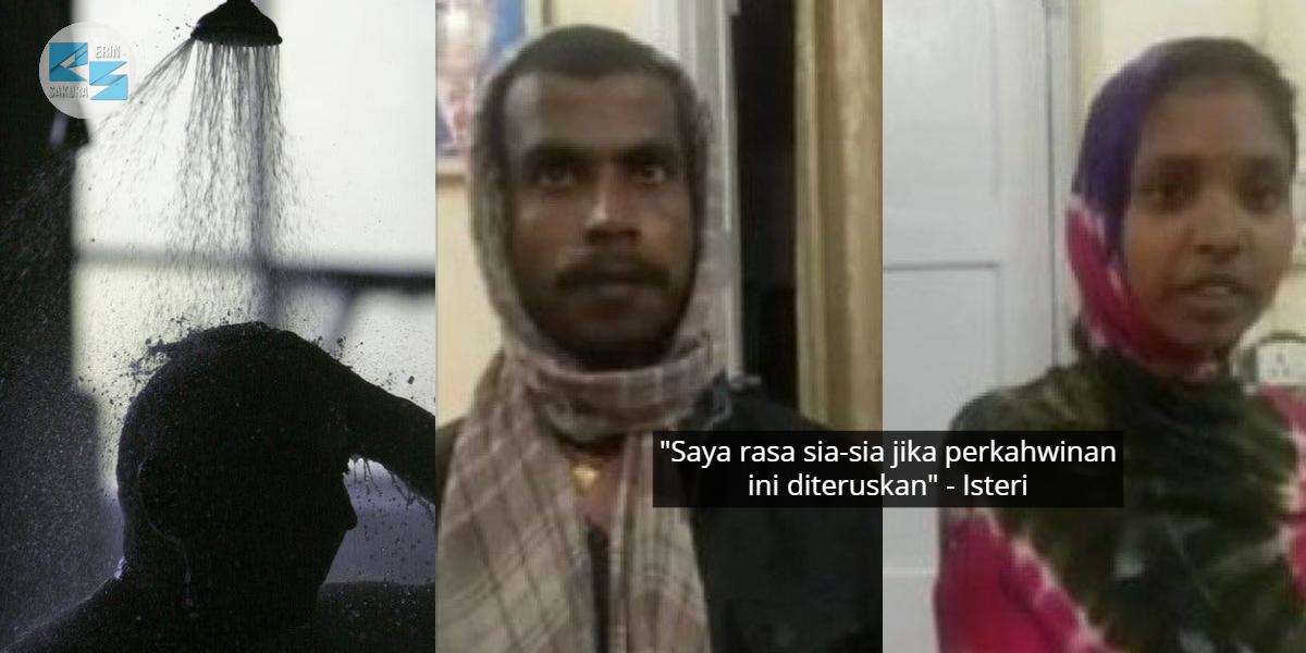 """""""Tolong Bebaskan Saya"""" – Suami Malas Mandi, Wanita Ini Lagi Rela Hidup Menjanda"""