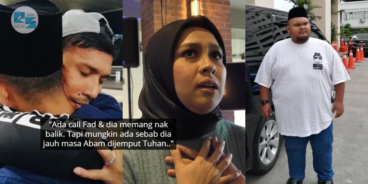 "[VIDEO] ""Anak Tu Tak Sempat Kenal Bapa Dia"" – Jihan Muse Insafi Pemergian Abam"